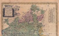 Castilla La Nueva. 1781